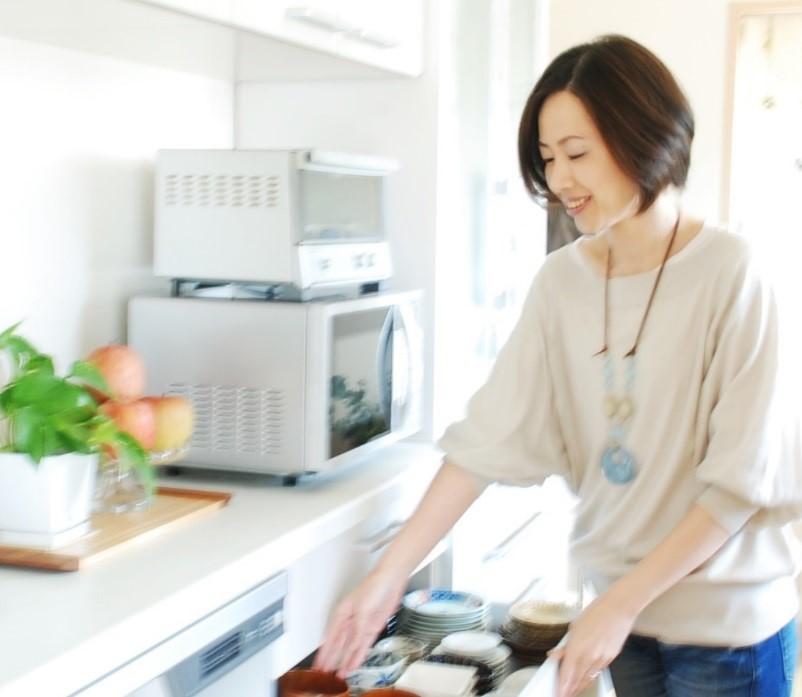 春休み親子料理教室                                                小学生の片付けスタート講座&簡単ランチ