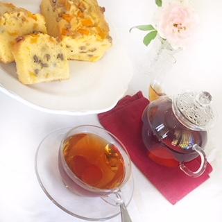 ★おいしい紅茶の淹れ方&ケーキ教室