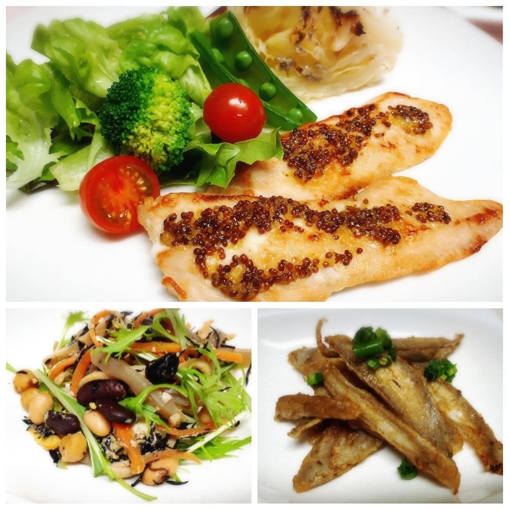 おうちランチ ~発酵食品&食物繊維で腸活❤~